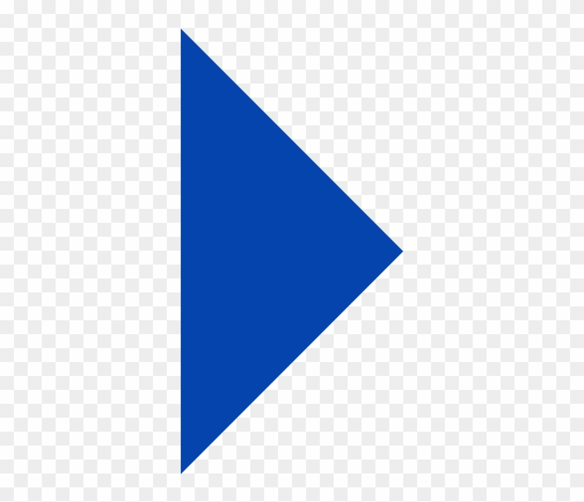 Vector Right Arrow Link Small Blue Arrow Icon Clipart 525903 Pikpng