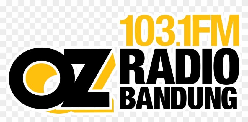 Oz Radio Bandung - Oz Radio Jakarta Logo Clipart #526102