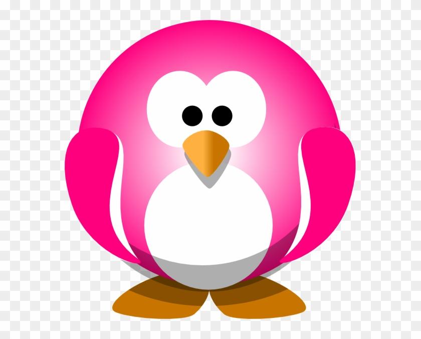 Download Penguins Png Transparent Images Transparent - Pink Penguin Clipart #526282
