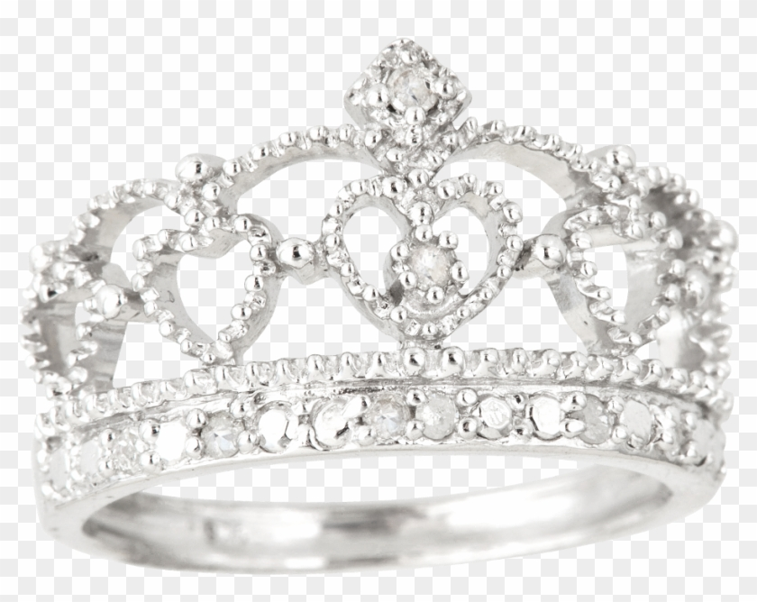 The Gallery For > Silver Crown Png - Diamond King Crown 16 Png Clipart #527325