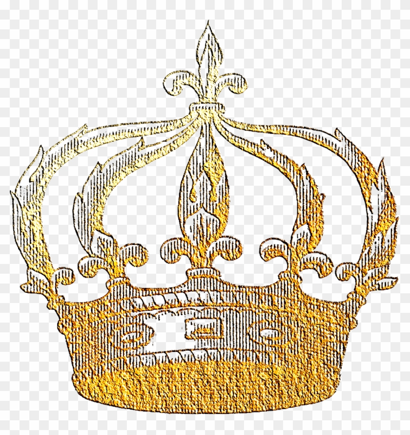 Queen Crown Transparent Background Crazywidow Info - Transparent Png Gold Crown Clipart #527445