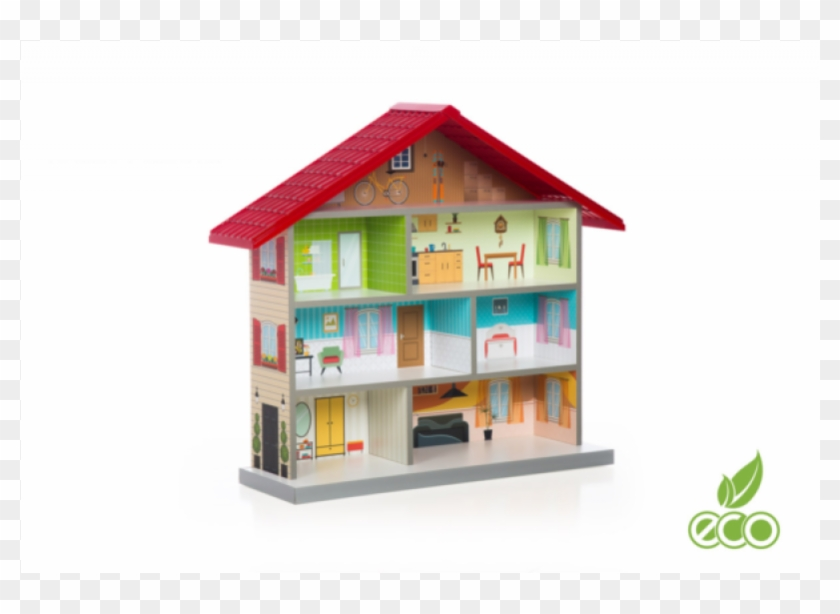 Doll House Clip Art, Transparent PNG Clipart Images Free Download -  ClipartMax