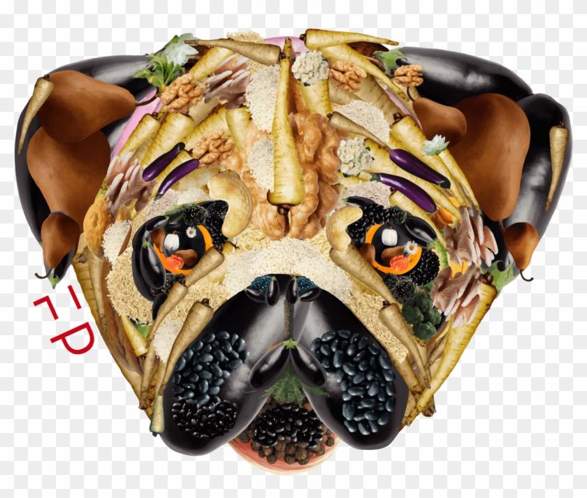 Pug Life - Dog - Fang Clipart #5202060