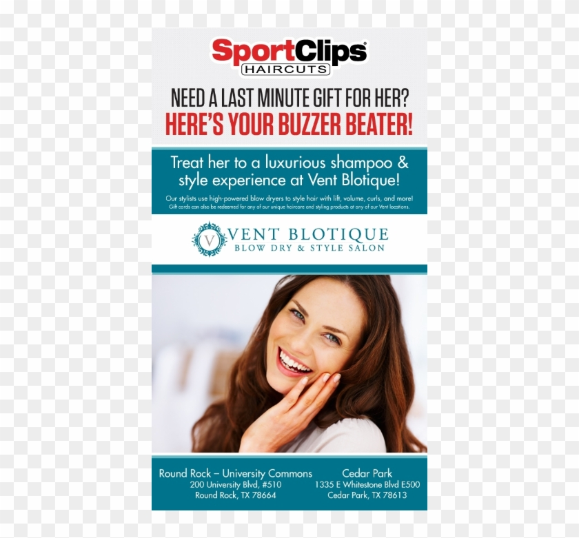 Sport Clips Tx114 - Sport Clips - Png Download #5221462