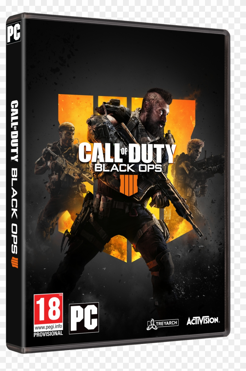 Call Of Duty Black Ops 4 Xbox One Clipart 5222078 Pikpng