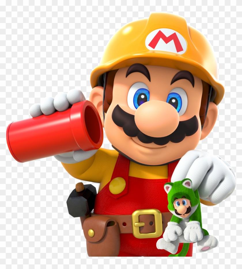 Mario Images Mario Hd Wallpaper And Background Photos Super Mario Maker 2 Artwork Clipart 5232257 Pikpng