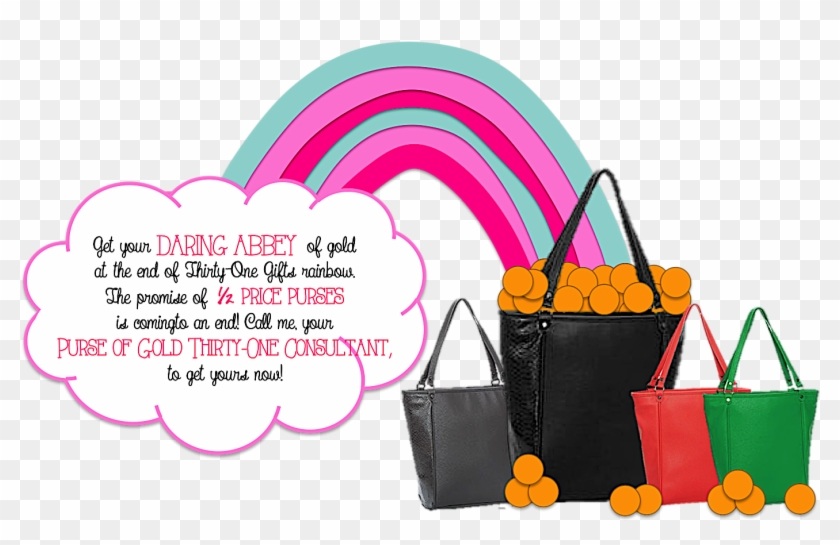 Thirty One Bags Clipart Thirty One Gifts Clipart - March Madness Thirty One - Png Download #5243523