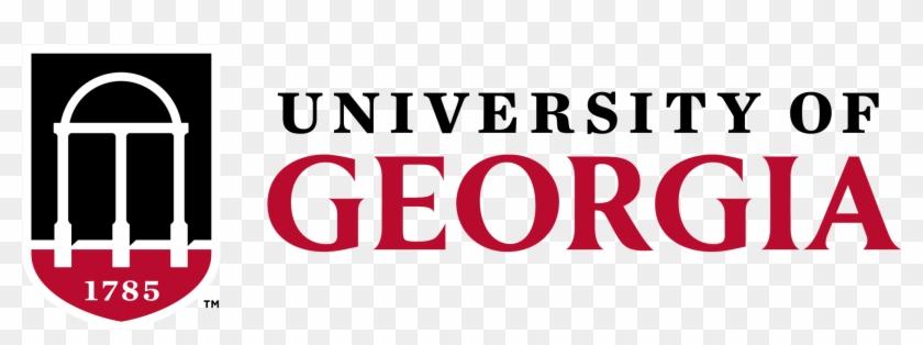 The Core Element Of The University Of Georgia Logo - Graphic Design Clipart #5244543