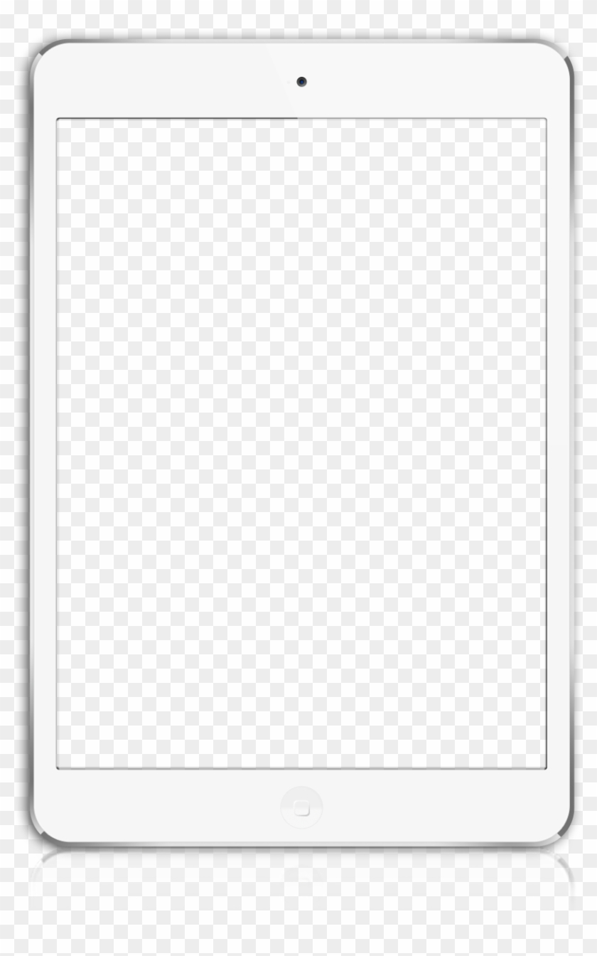 Ipad-frame - Iphone Png Green Screen Clipart #5251618