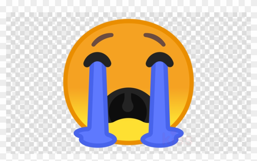 Emoji Qui Pleure Clipart Face With Tears Of Joy Emoji Blue Gmail Icon Png Transparent Png 5252152 Pikpng