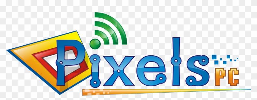 Pixels Is A U Clipart #5252415