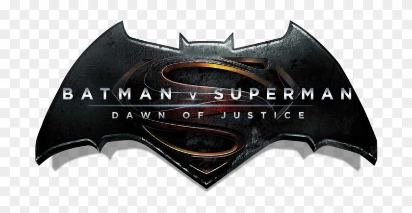 Home To Transparent Superheroes Ben Affleck's Batman - Superman Vs Batman Dawn Of Justice Logo Clipart #5256169