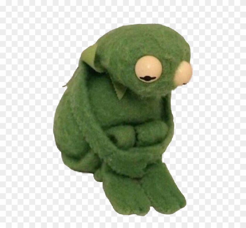 Meme Sad Foreveralone Frodo Frog Green Memes Sticker Para