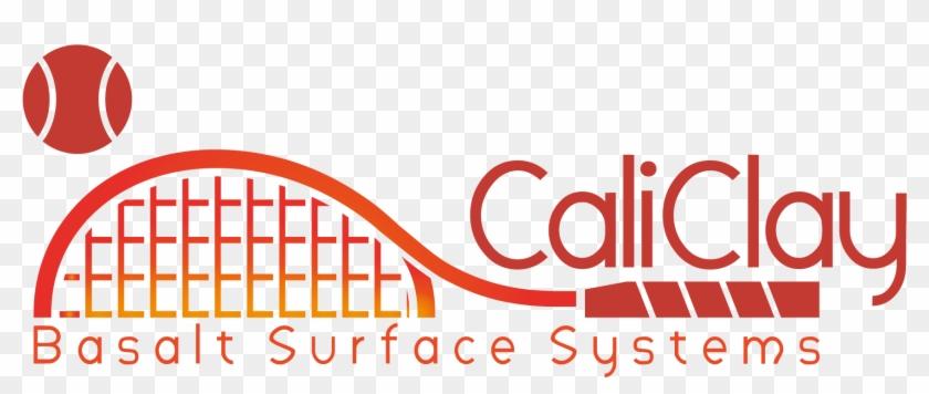 Caliclay Tennis Court System - Badminton Club Clipart #5264842
