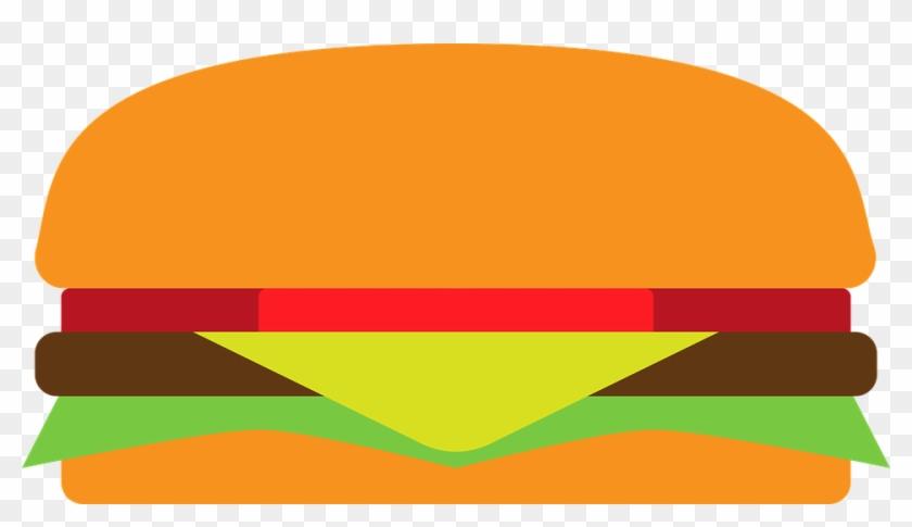 Food Hamburger Fast Burger Sandwich Cheeseburger Makanan Lemak