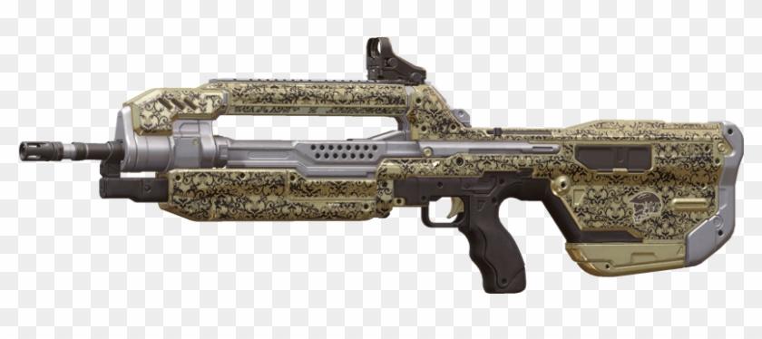 Br Magnum - Halo 5 Landgrave Skin Clipart #5270891