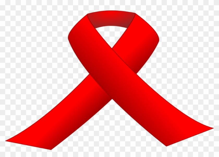Red Ribbon Week - Clip Art Red Ribbon - Png Download #5282938