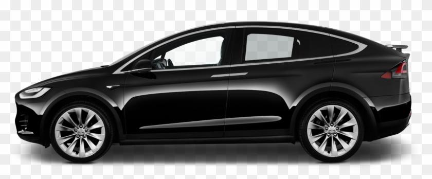 15 - - Tesla Model X Side View Clipart #5292910