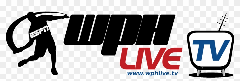 Wph Live Tv Guy - Graphic Design Clipart #5295776