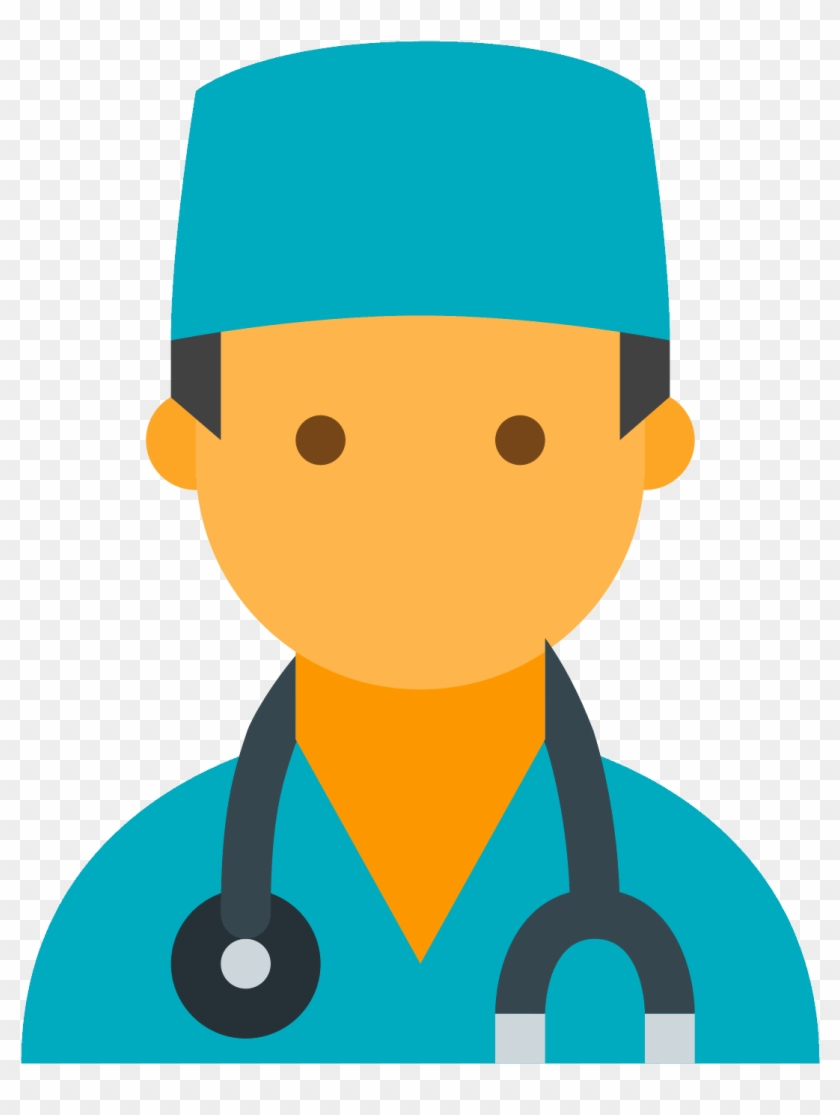 Computer Icons Physician Gender Symbol Female Medicine - Png Icon Doctor Clipart #531985