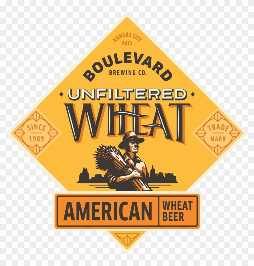 Boulevard Unfiltered Wheat - Boulevard Wheat Clipart #532854