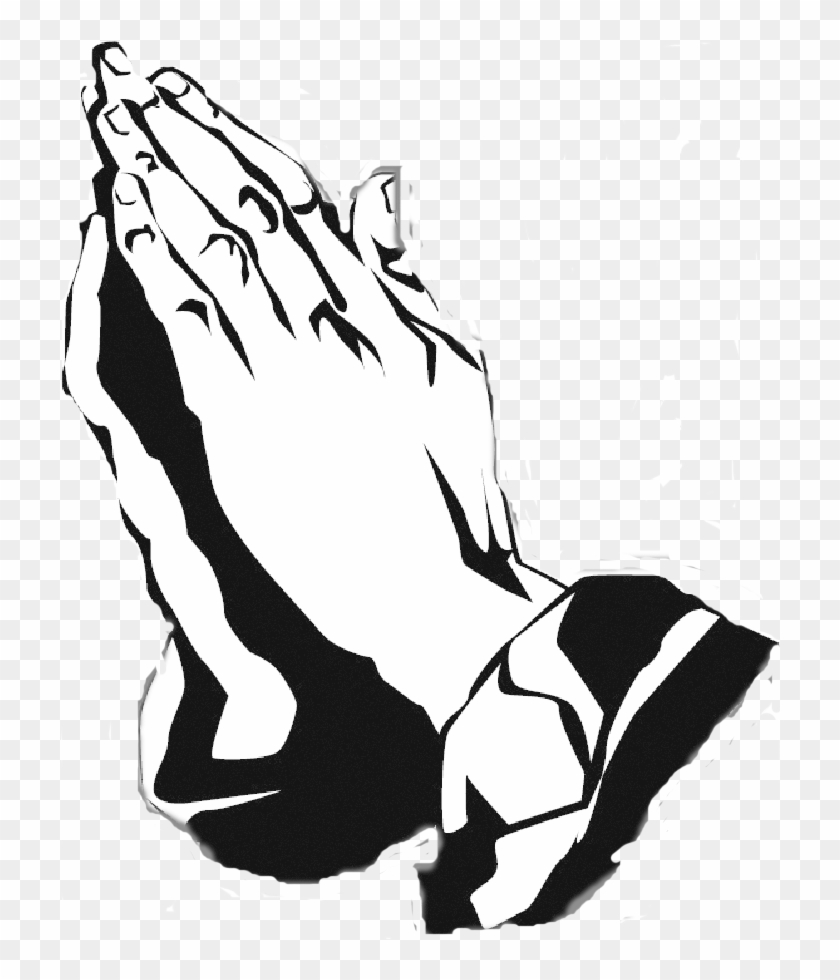 Hand Png Clipart Black And White – Drawing hand , break up transparent background png clipart.