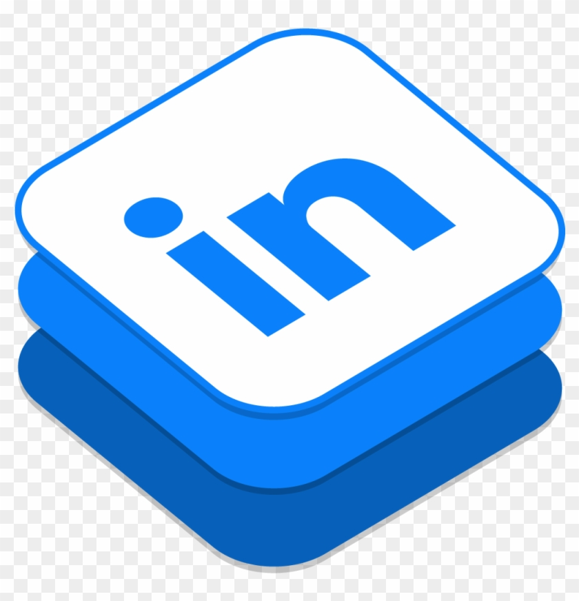 Download Png - Linkedin Icons Clipart #533923
