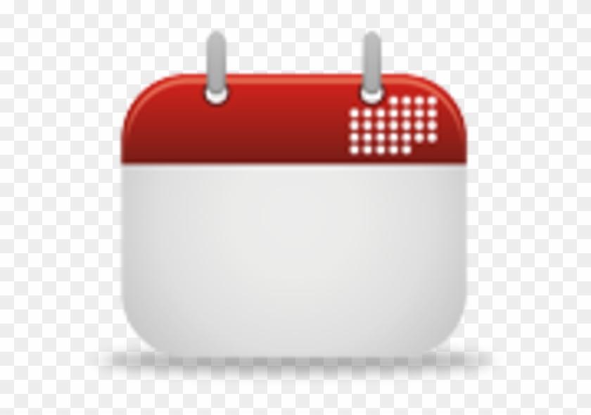 Calendar Download Icon - Calendar Icon Empty, HD Png Download #538085