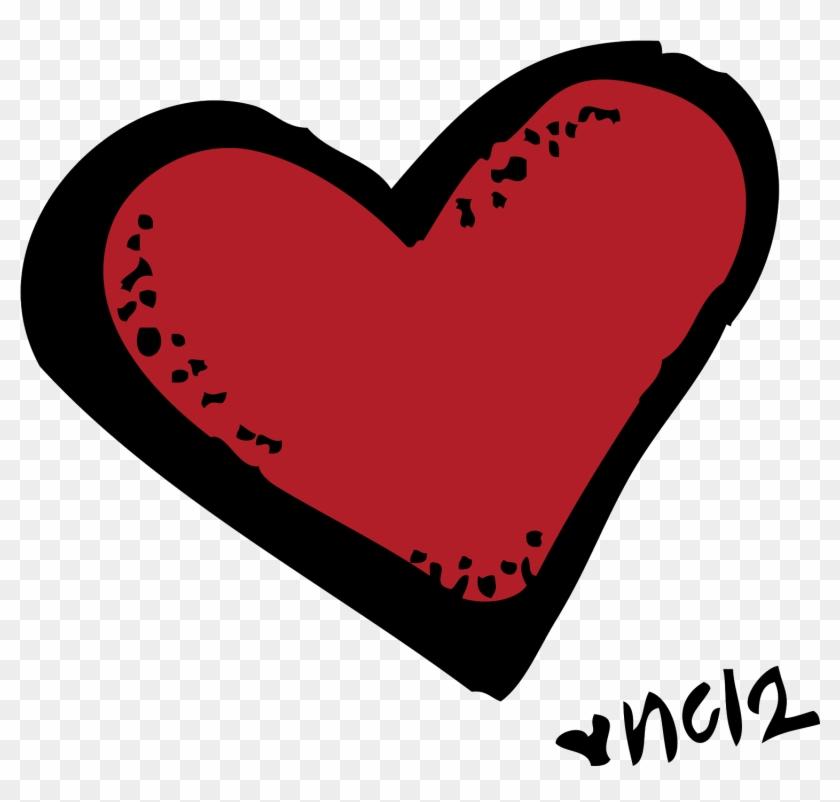 Una Aventura 3d - Melonheadz Clipart Heart - Png Download #538414