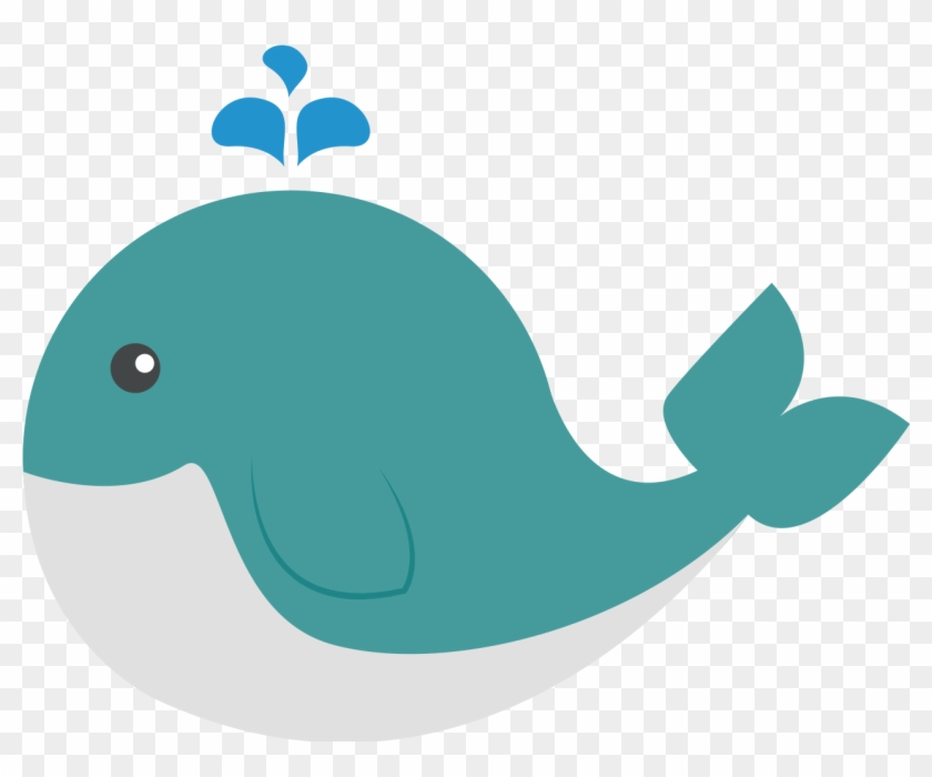 Cute Png Hd Mart - Cute Whale Png Clipart #538988
