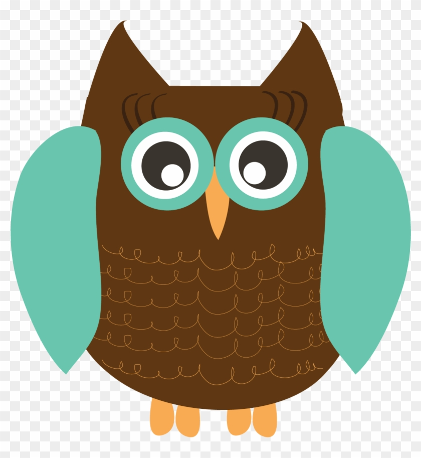 Free Clip Art Animals Owl Cute Png Clipart Clipart - Animal Clip Art Owl, Transparent Png #539563