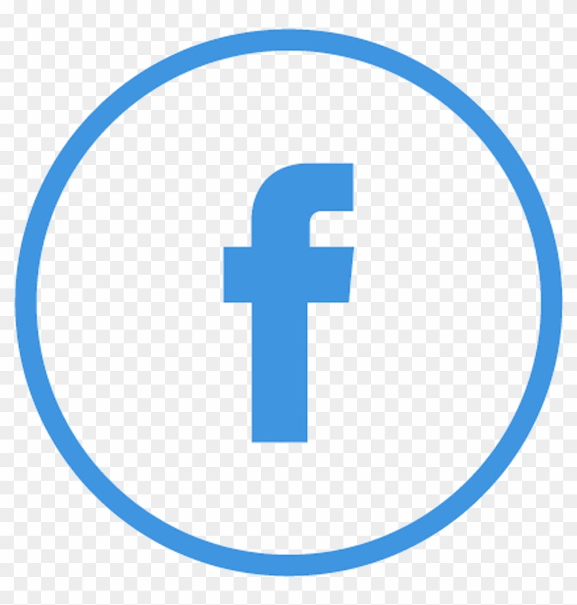 Facebook Logo In Text - Sign For Fb Clipart #5302974