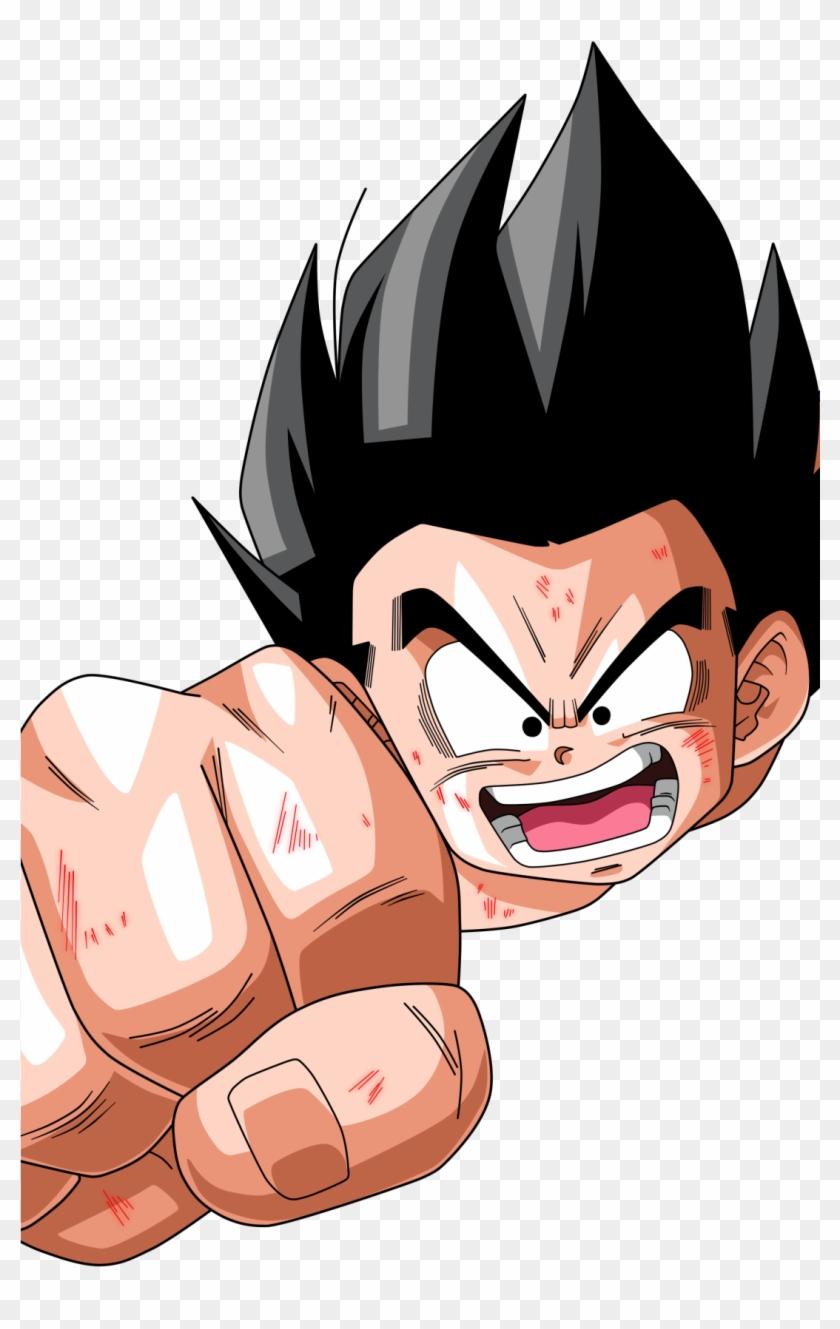 Anime / Dragon Ball Z Mobile Wallpaper - Goku Clipart #5303429