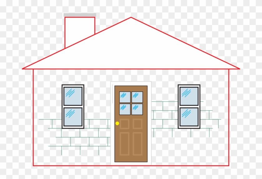 Home Tiny House Movement Computer Icons Building - Gambar Pintu Rumah Animasi Clipart #5304918