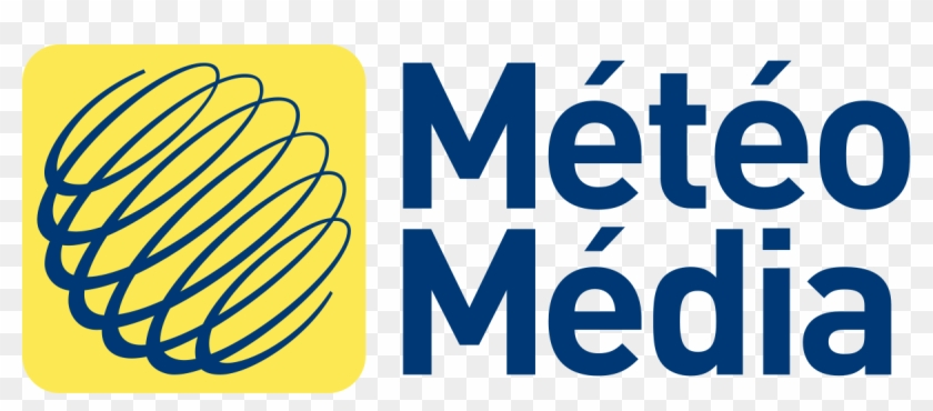 Meteo Media Logo Clipart 5306571 Pikpng