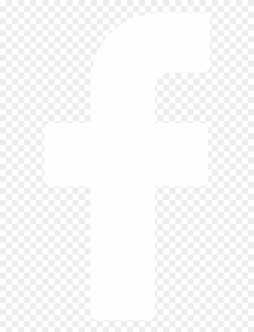 Logo Facebook Bianco Png Clipart 5308702 Pikpng
