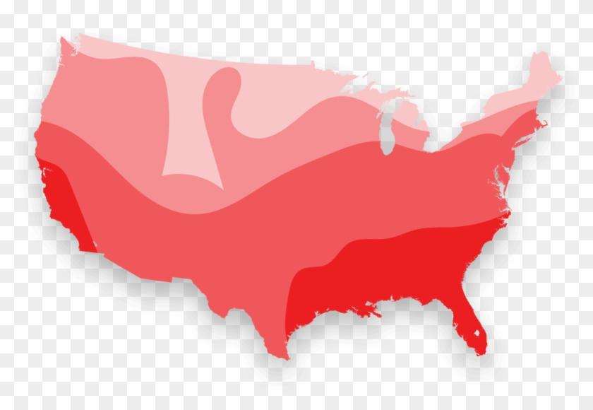 Termite Map - Us Silver Mine Map Clipart #5320760