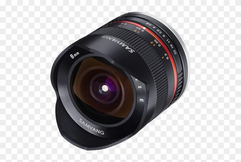 8 Umc Fish-eye Ii - Canon Ef 75-300mm F/4-5.6 Iii Clipart #5321770