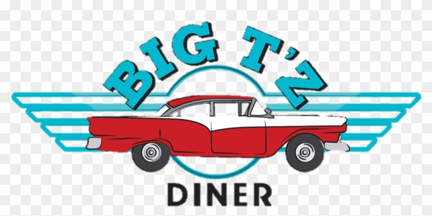 Clubs Can Win A - Big T Z Diner Clipart #5330293
