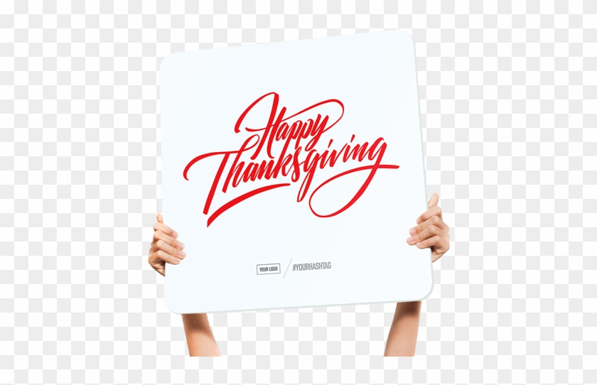 Fun Seasonal Church Welcome Sign Happy Thanksgiving - Awesome To See You Clipart #5332169