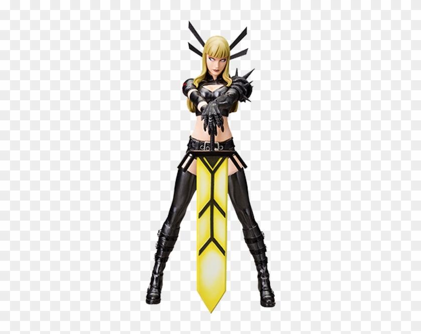 Magik Artfx Statue - Marvel Now Magik Clipart #5339922