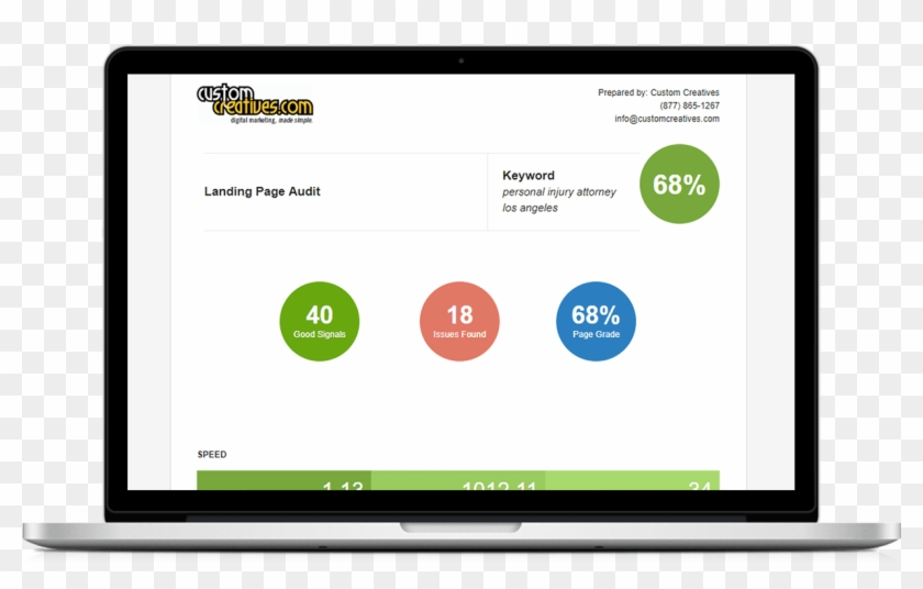 Double Or Triple Your Leads With A Free Audit - Make Your Own App Clipart #5349230
