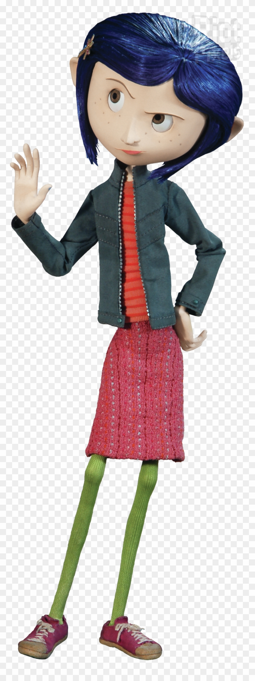 Coraline Coraline All Outfits Clipart 5351733 Pikpng