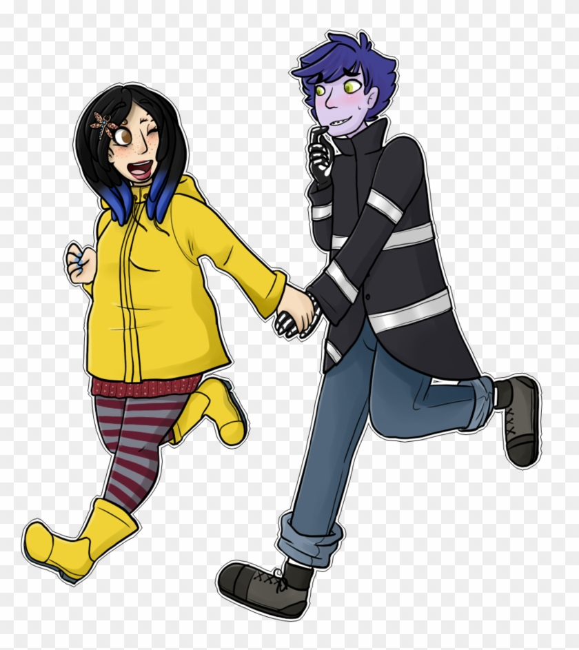 Coraline Transparent Wybie Wybie Drawing Clipart 5352176 Pikpng