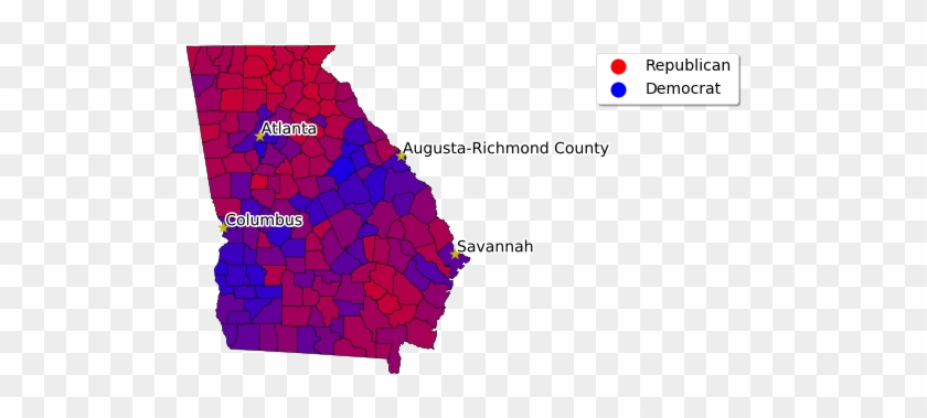 Georgia Voters Will Have A Lot To Say This November - Georgia Clipart #5360367