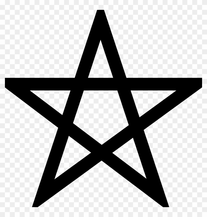 Svg Star Unicode - Five Point Star Clipart (#5360912) - PikPng (840 x 880 Pixel)