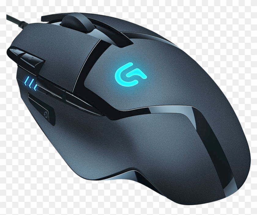 Raton Gaming Png - Logitech Mouse G402 Clipart #5361192