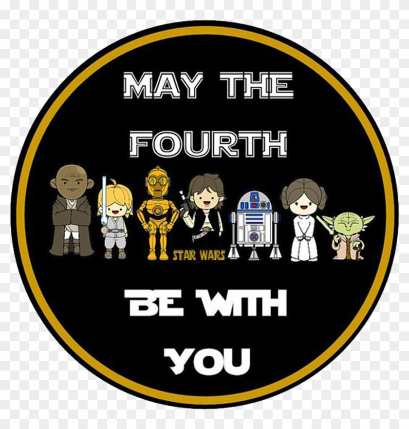 May The 4th Be With You Porg Clipart #5366153