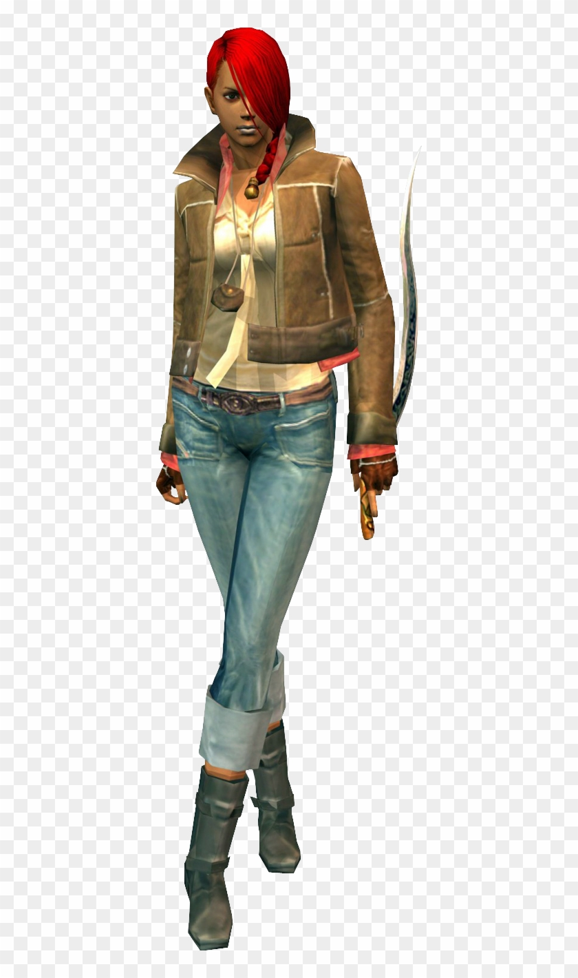 One Of Her Alt Costumes Devil May Cry 2 Diesel Clipart