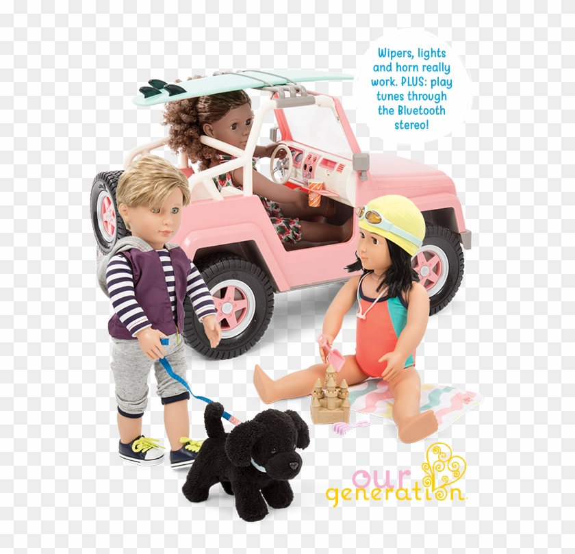 Our Generation Fashions And Accessories Fit All 18˝dolls - Our Generation Clipart #5380424